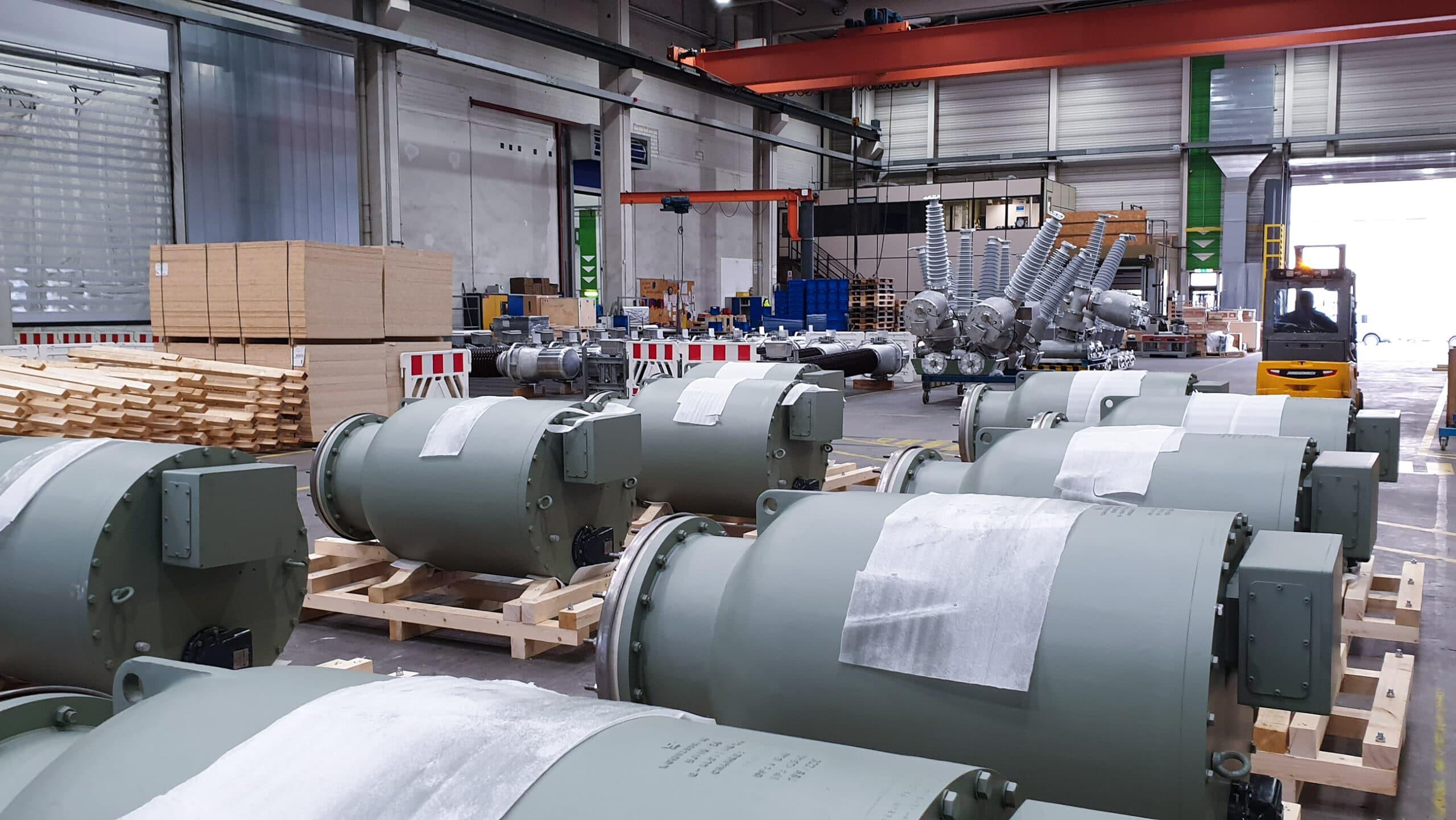 Hessisch Lichtenau: duisport packing logistics GmbH