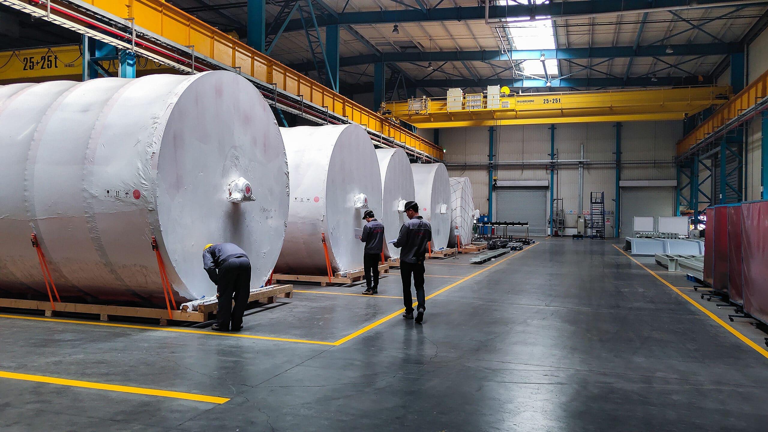 Jiangsu: duisport Industrial Packing Services (Wuxi) Co. Ltd.