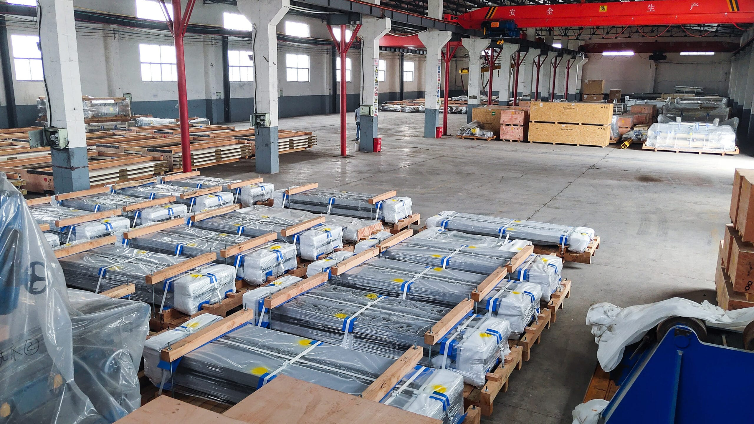 Qindao Shandong: duisport Industrial Packing Services (Wuxi) Co. Ltd.