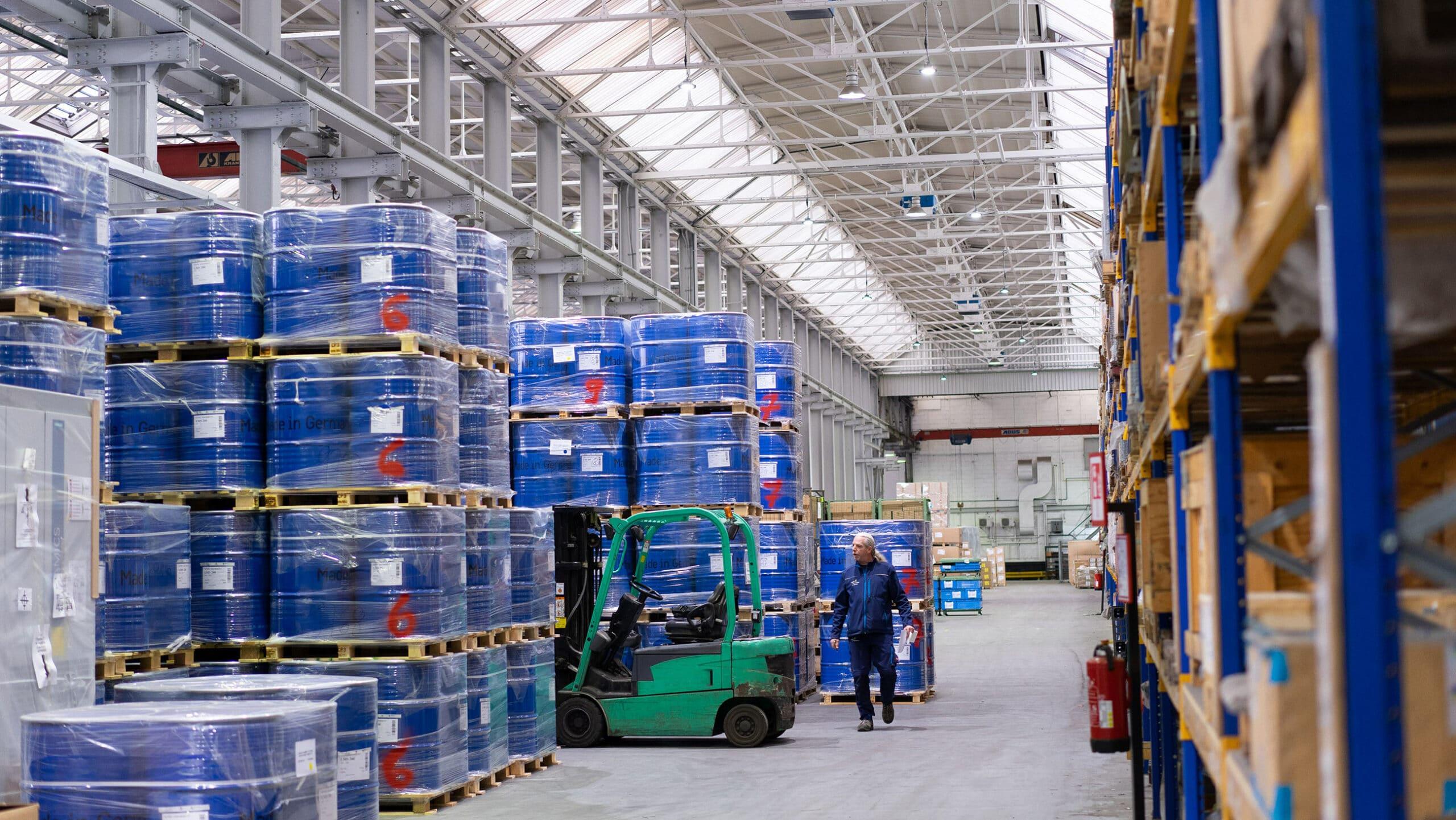Essen: duisport packing logistics GmbH