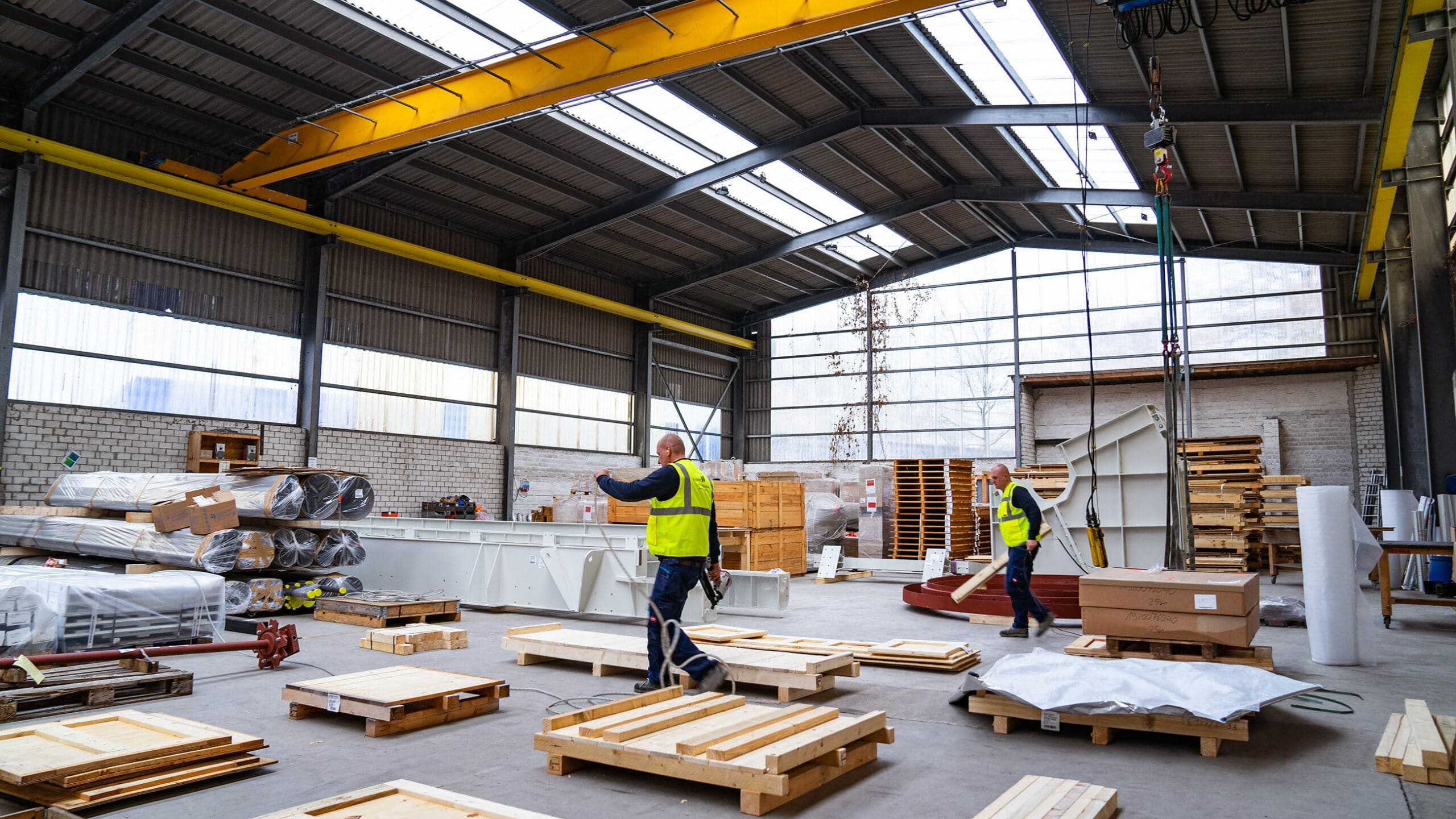 Sendenhorst: duisport packing logistics GmbH