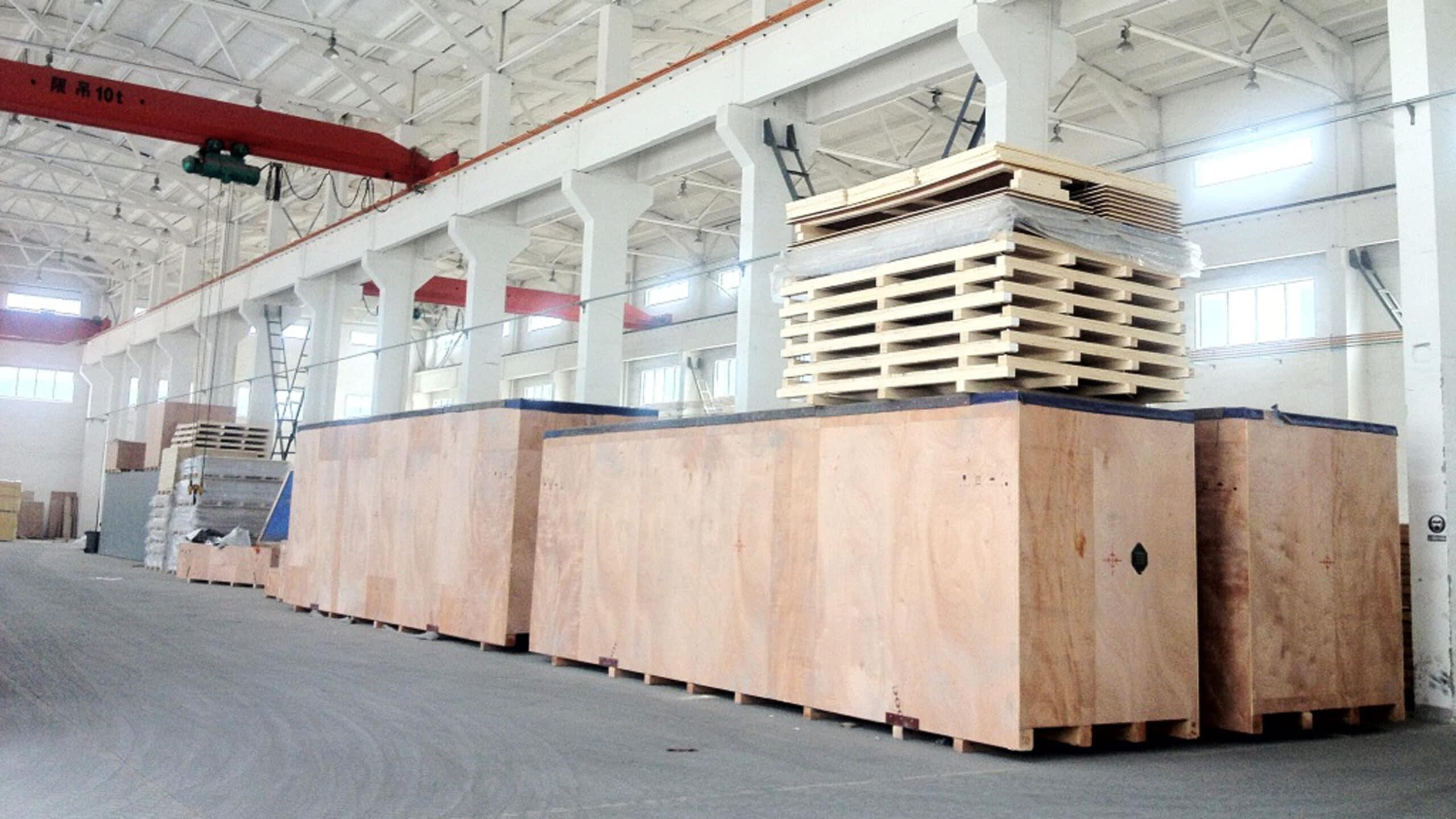 Maharashtra: duisport packing logistics India Pvt. Ltd.