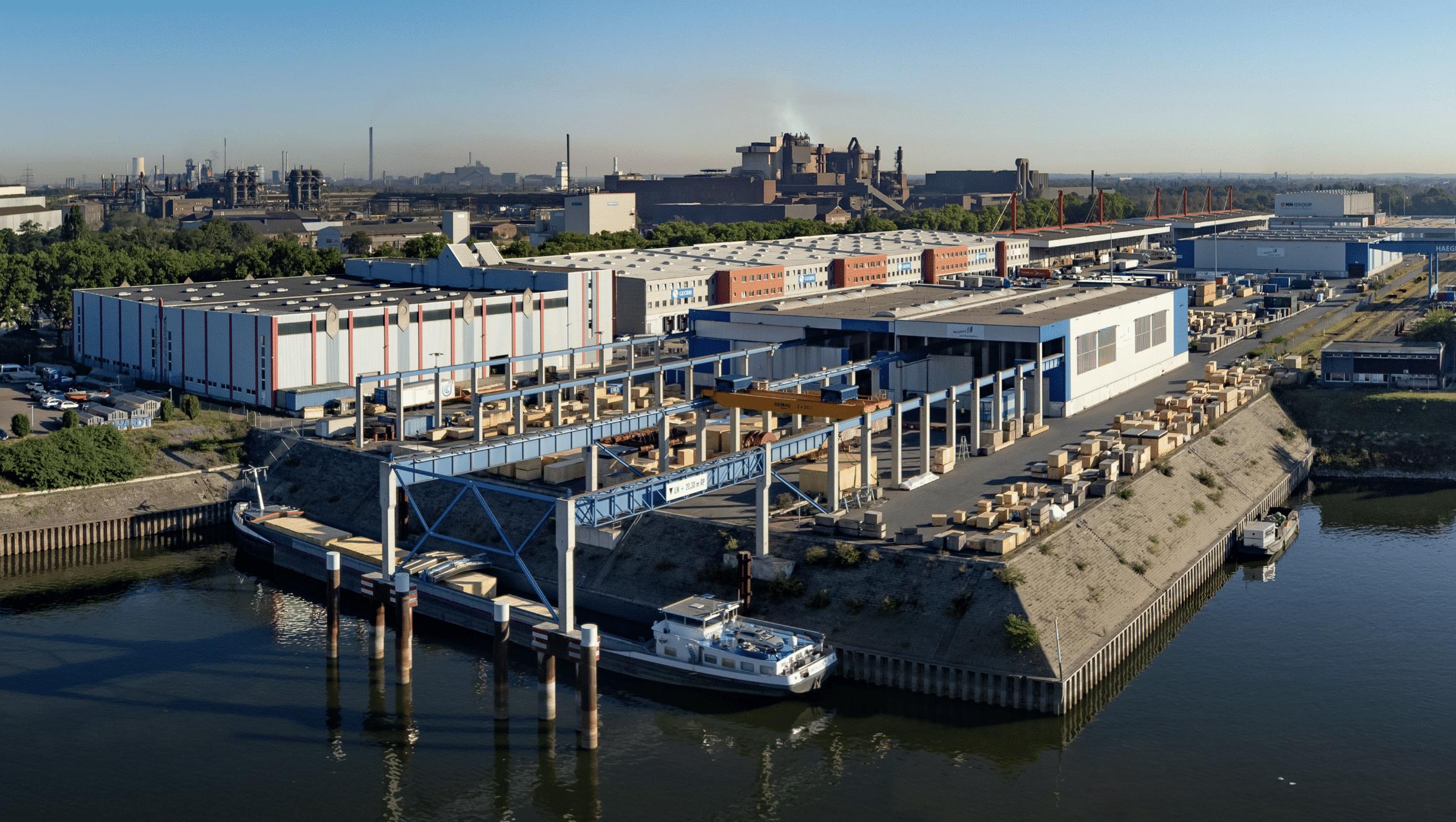 Duisburg: duisport packing logistics GmbH