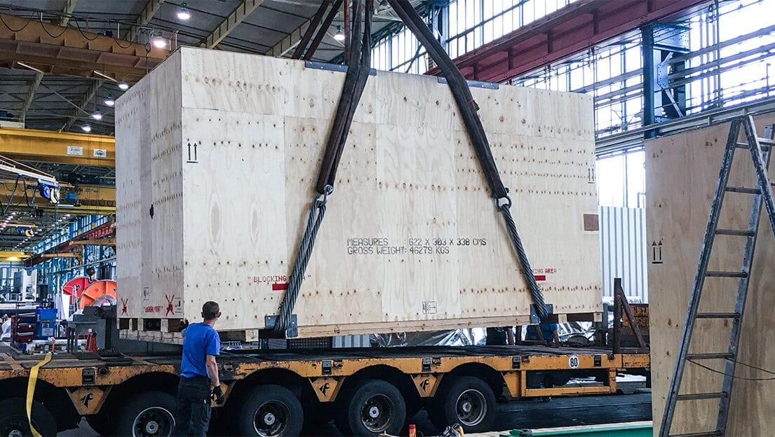 Göppingen: duisport packing logistics GmbH